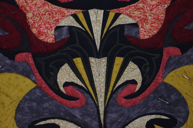 Crimes of Passion Crown Quilted large